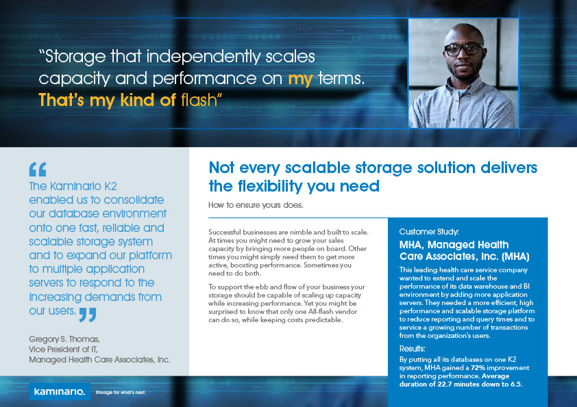Why not all storage scalability delivers the flexibility you need